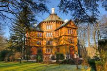 Drewniany Pałac W Antoninowie, Polska