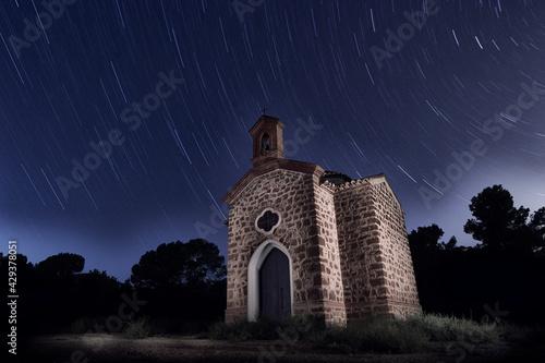 Fototapeta Circumpolar en la ermita obraz