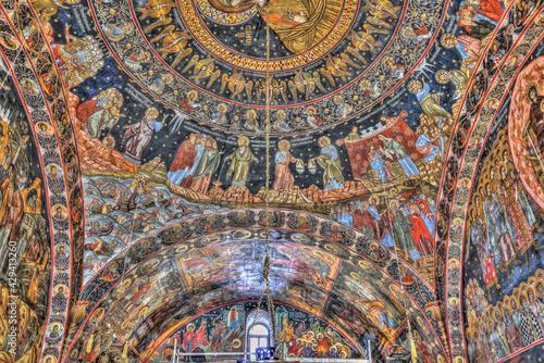 Fototapeta Bachkovo Monastery, Bulgaria, HDR Image obraz