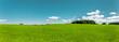 Hügellandschaft im Allgäu