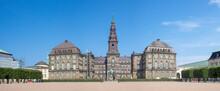 Christiansborg (Christiansborg Palace) Copenhagen Region Sjælland (Region Zealand) Denmark