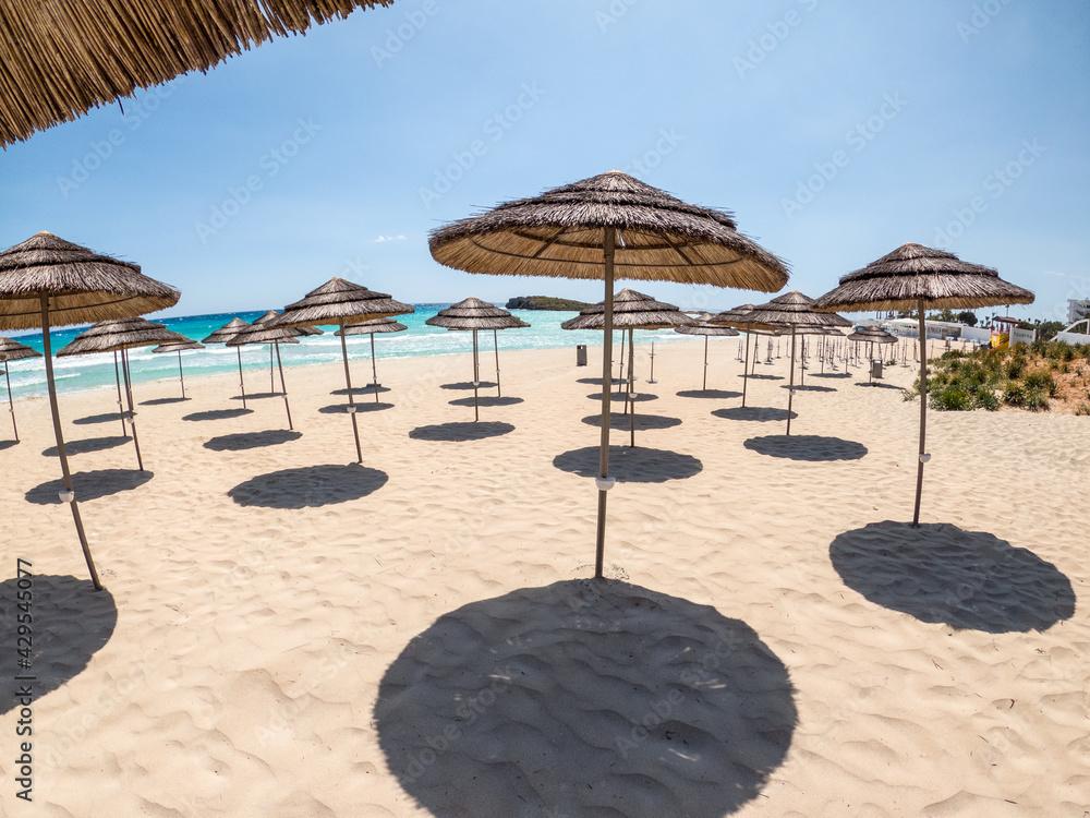 Fototapeta Nissi beach