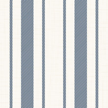 Vector Seamless French Farmhouse Textile Pattern. Linen Kitchen Fabric