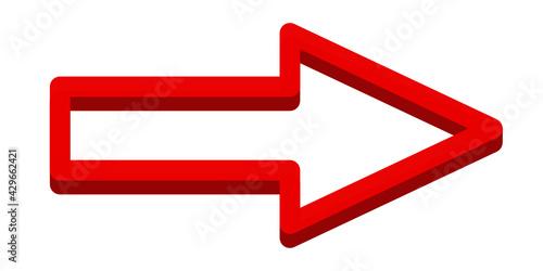 strzałka - fototapety na wymiar
