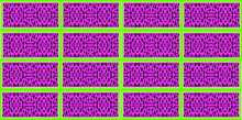 Pink Rectangles On A Green Background. Use It For Textures And Illustrations.