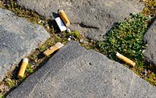 Umweltverschmutzung Durch Raucher