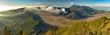 Mount Bromo In Java, The Most Famous Volcano In Indonesia