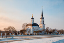 Cherepovets, Church Of The Nativity Of Christ