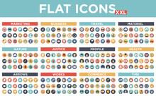 Flat Icon Sets