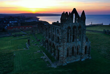Whitby Abbey, North Yorkshire (St. Hilda's)