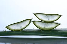 Aloe Vera Slices