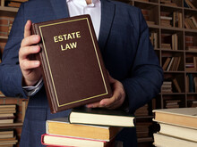 ESTATE LAW Book's Title. An estate, In common Law, Is The net Worth of A Person At Any Point In Time Alive Or Dead.