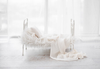 Background for newborn photosession