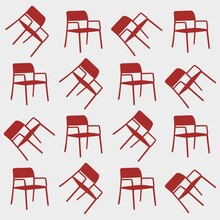 Red Chair Pattern