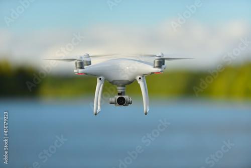 Obraz dron - fototapety do salonu