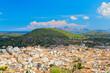 Pollença Dorf auf der Insel Mallorca, Spanien