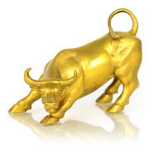 Bronze Bull Statue