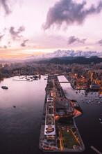 Aerial View Of The Kai Tak Cruise Terminal