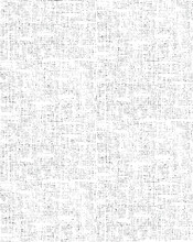 Rich, Heavy Fabric Texture. Vector Texture Of Weaving Cloth. Grunge Background. Abstract Halftone Vector Illustration. Overlay For Interesting Effect And Depth. Black Isolated On White Background.