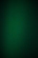 Elegant Dark Green Background With Black Shadow Border And Old Vintage Grunge Texture. St Patrick's Day Banner Design.