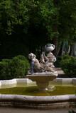 Fototapeta Kamienie - rxeźba stara zabytkowa kamień sztuka aranjuez