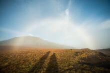 Nevoeiro Ao Amanhecer - Monte Negro - São José Dos Ausentes - RS