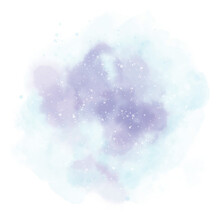 Paint Blue Purple Pastel Background