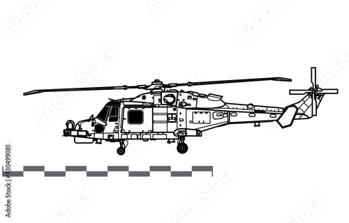 AgustaWestland AW159 Wildcat Fototapet