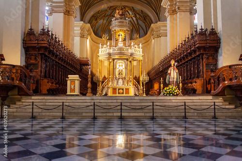 Fotografie, Obraz Cristianismo catedral escultura religión iglesia altar
