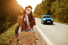 Summer Hitchhiking Trip