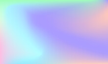 Abstract Pastel Background, Tie Dye Colorful Print. Holographic Texture Design