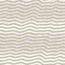 Seamless French Taupe Stripe Farmhouse Linen Printed Fabric Background. Light Mottled Grey Cottage Pattern. Shabby Chic Woven 2 Tone Cloth Effect. Textile Rustic Organic Ecru Neutral All Over Print.