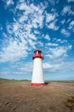 Lighthouse List West, Sylt, Schleswig-Holstein, Germany