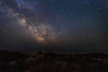 Milky Way Galaxy Panoramic View