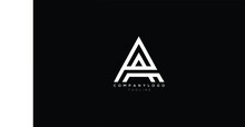 AA A AND A Abstract Initial Monogram Letter Alphabet Logo Design