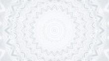 White Soft Round Pattern