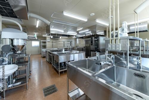 Canvas キッチン、菓子製造室
