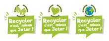 Recycler C'est Mieux Que Jeter !