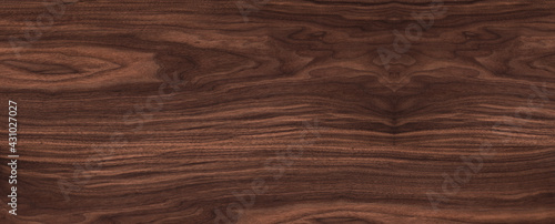 Obraz Dark wood texture background surface with old natural pattern - fototapety do salonu