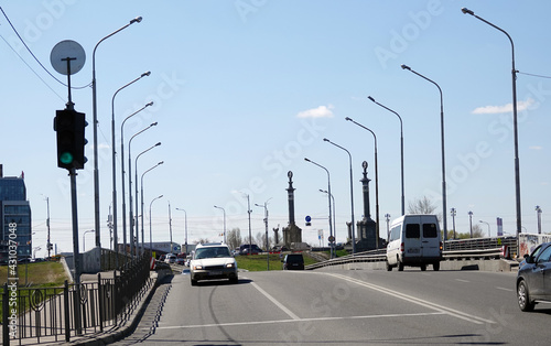 Canvas Spring has come to the Rusanovka district of Kiev