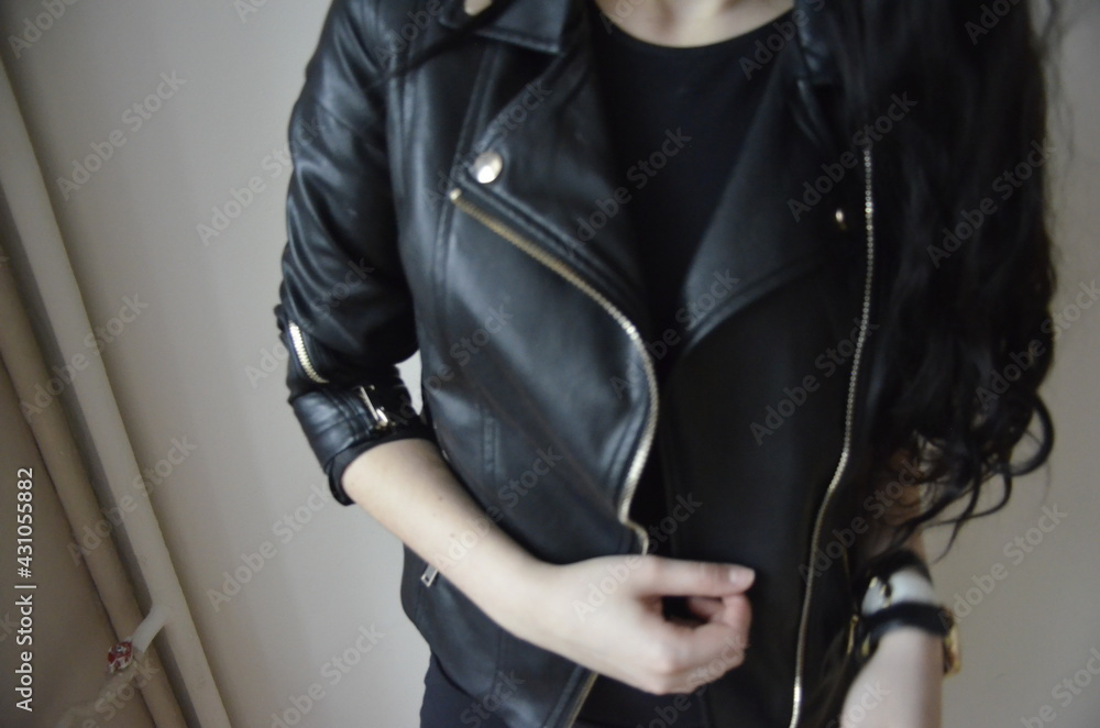 Fototapeta outfit
