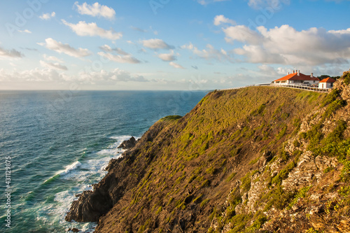 Valokuva Morning view of Byron Bay Lighthouse, the most eastern mainland of Australia, New South Wales, Australia