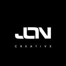 JON Letter Initial Logo Design Template Vector Illustration