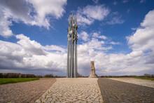 Battle Of Grunwald. Battlefield And Monument