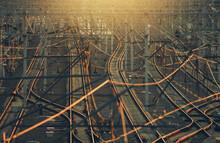 Modern Railroad Infrastructure