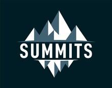 Flat Summit Mountain Logo
