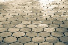 Cobblestone Pavement Paving