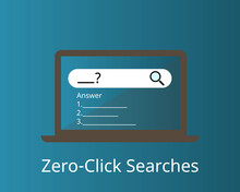 Zero Click Searches Or No Click Searches Are Queries In Search Engine Results Page To Show The Answer