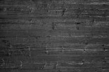 Holzbretter Mit Dunkler Schwarzer Farbe Als Hintergrund