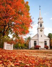 Leaf Peeping In NH